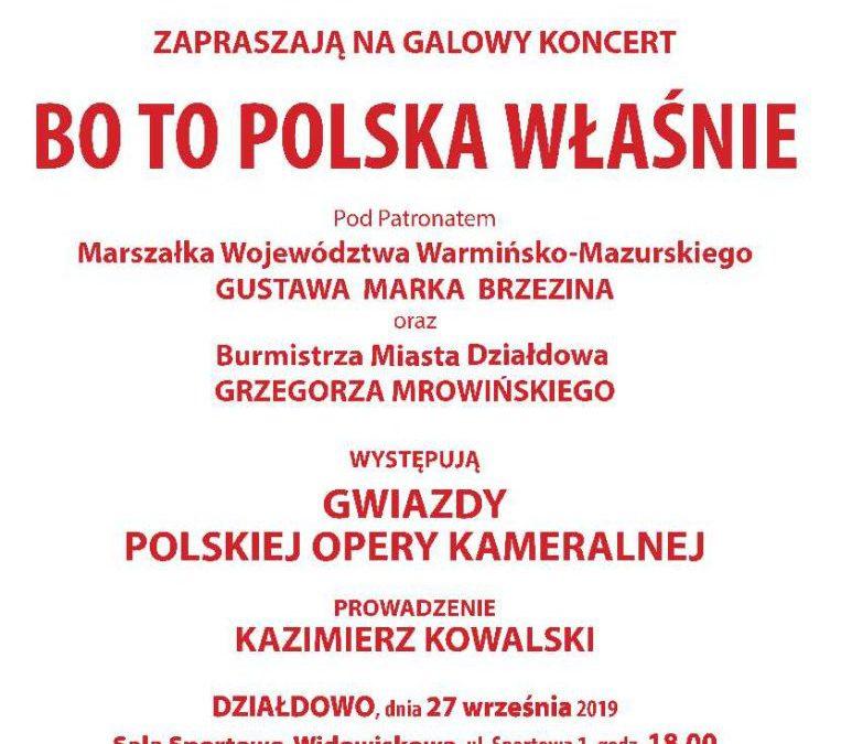 Bo To Polska Właśnie. Usłyszymy najpopularniejsze utwory Stanisława Moniuszki