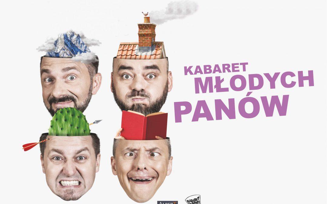 """Kabaret Młodych Panów zaprasza na program """"To jest chore"""""""