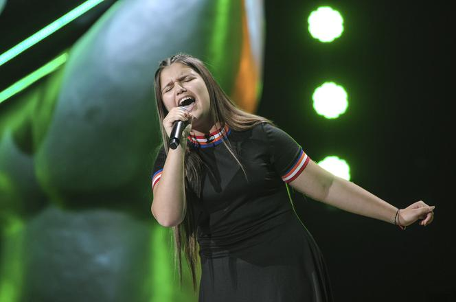 Wiktoria Zwolińska z Hoffer Superhit do The Voice Kids