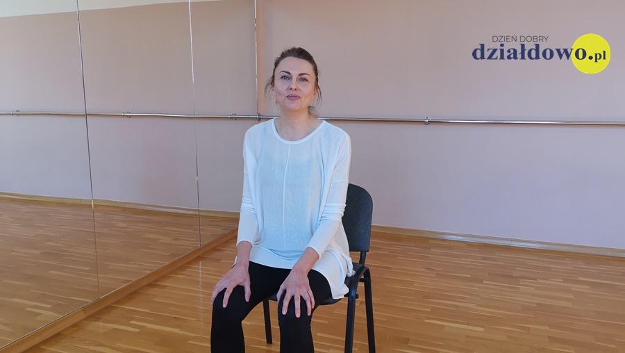 """Robimy przerwę na ćwiczenia – """"aktywne krzesło"""""""