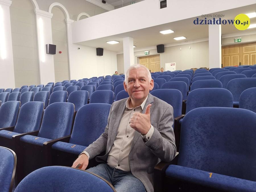 W kinie pojawiły się fotele [film, zdjęcia]