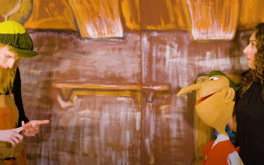Bajka Pinokio – możesz obejrzeć, kiedy chcesz