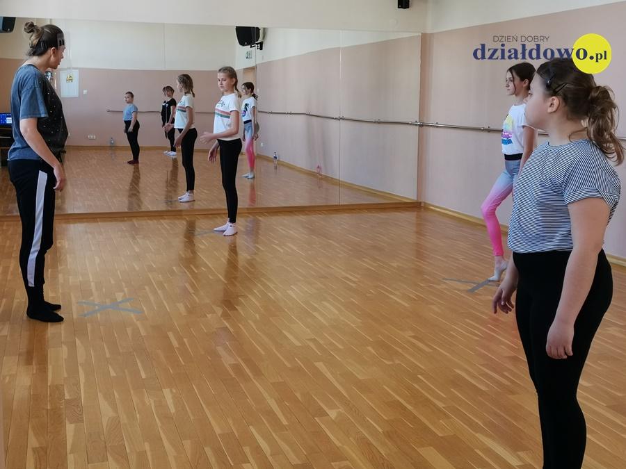 Zajęcia taneczne