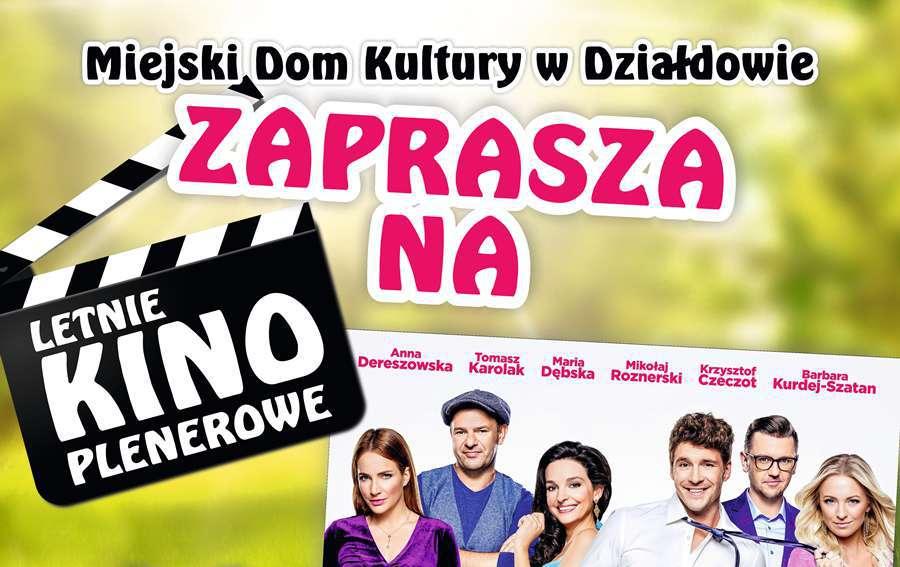 """Letnie Kino Plenerowe – """"Pech to nie grzech"""""""