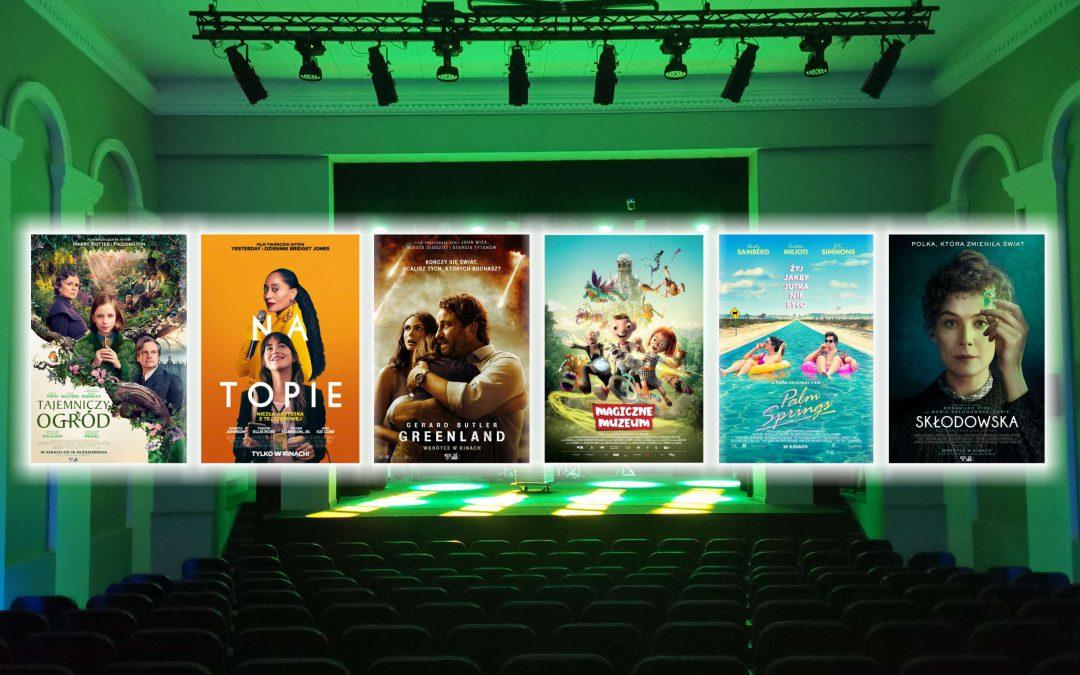 """Trzy nowości w naszym kinie: """"Magiczne muzeum"""", """"Palm SpringS"""" i """"Skłodowska"""""""