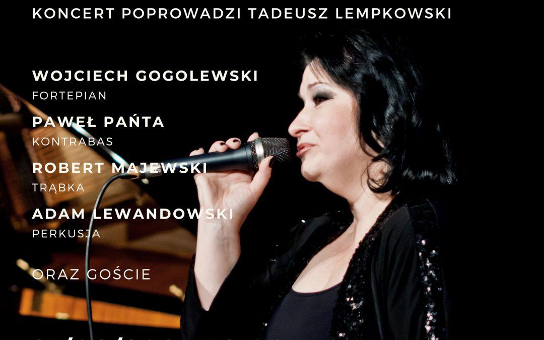 Anna Osmakowicz – 35-lecie pracy artystycznej. Zapraszamy na koncert