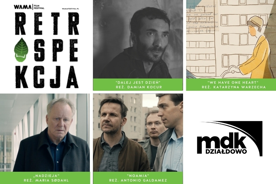 Zobaczcie najlepsze filmy WAMA Film Festival – RETROSPEKCJA