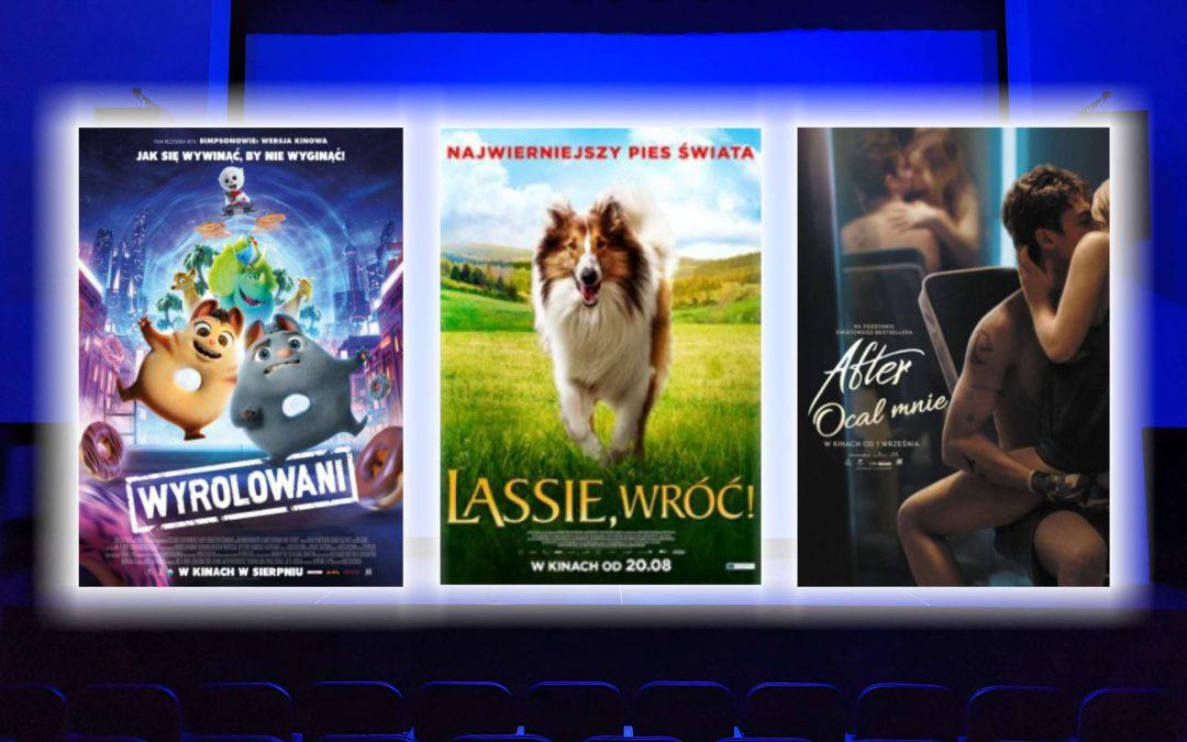 """""""Wyrolowani"""", """"Lassie, wróć!"""" i """"After. Ocal mnie"""" w Kinie Apollo"""