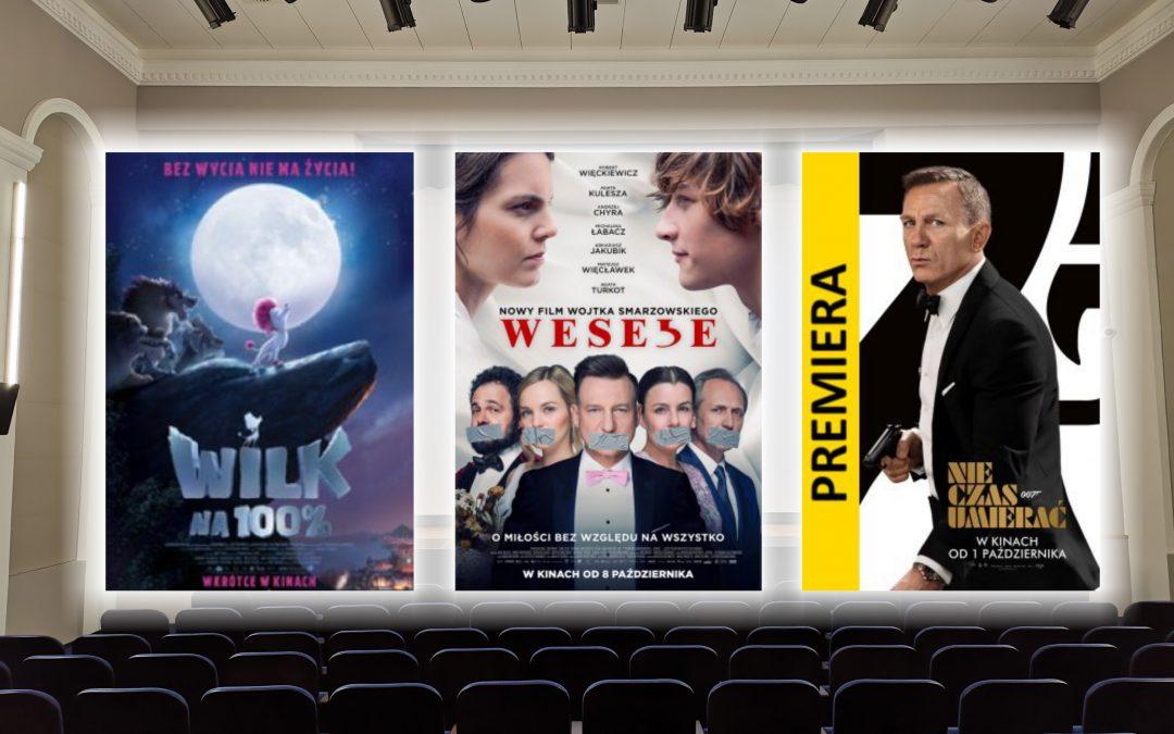 """Premiery: """"Wesele"""" i """"Wilk na 100%"""" w kinie Apollo"""